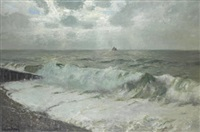 breakers by julius olsson