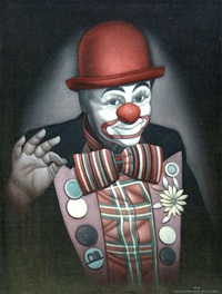 crunchy the clown by charles mcphee