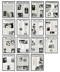 timeless/authorless by mike kelley