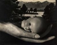 creation, 1936 by ruth bernhard