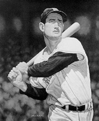 ted williams by arthur miller