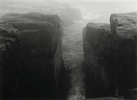 schoodic point maine by minor white