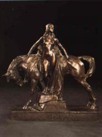 lady godiva by ferdinand victor blundstone
