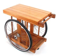 chopping block on wheels by bill w. saunders