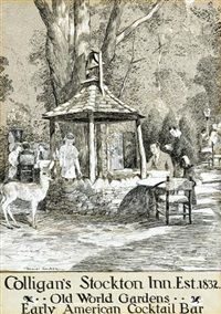 colligan's stockton inn by daniel garber