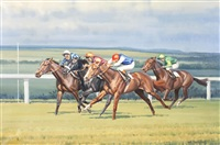 neck and neck by neil cawthorne