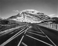meall moir, glencoe (from our forbidden land series) by fay godwin