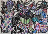 conducteurs de chevaux by fatima hassan el farouj