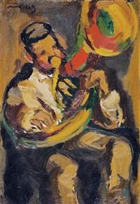 musician by mané-katz