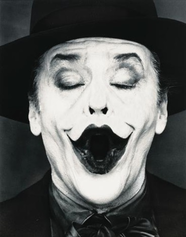 jack nicholson i london by herb ritts