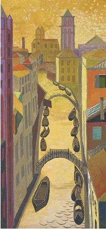 venice by mary adshead