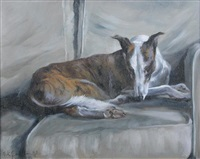 lurcher by mick cawston