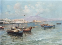 the coast of capri by g. cortese