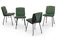 quattro sedie lucania by giancarlo de carlo