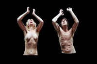 union (diptych) by bill viola