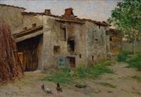 casa colonica by adolfo tommasi