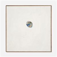 colored circle by jim dine