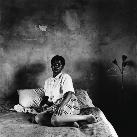 miriam diabe housewife orlando east soweto by david goldblatt