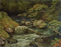 sungai di puncak by dullah