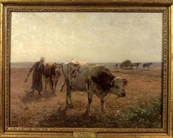 matinée doctobre by léon barillot