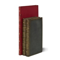 a catalogue of the royal and noble authors of england (2 vols w/ frontispiece, 8vo) by grignion
