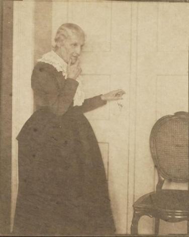 meine mutter sophie kühn conradi 1826 1912 by heinrich kühn