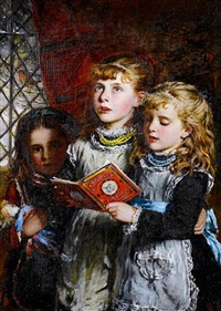 christmas eve by william hippon gadsby