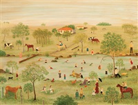 the picnic by roma higgins