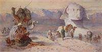 le sphinx by joseph austin benwell
