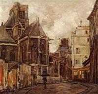 catedral by marcel françois leprin