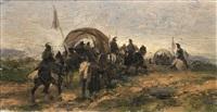 trasporto militare by sebastiano de albertis