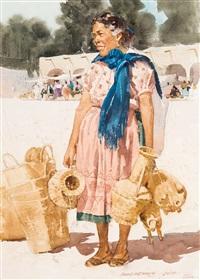 el vendedora by lowell ellsworth smith