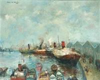 puerto by pedro de valencia