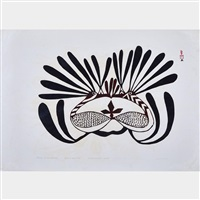 birds of my dreams by kenojuak ashevak