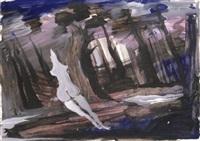 l'ombre dans la foret by eugène gabritschevsky