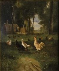 la basse cour by jules andré