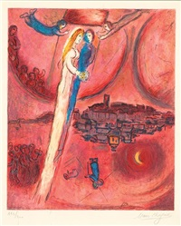 song of songs by marc chagall