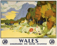 wales, gwr by michael reilly