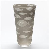 fish vase by waylande gregory