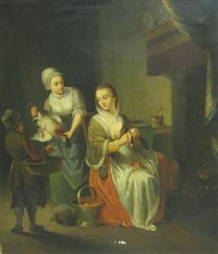 domestic industry by louis coulon