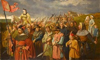 falstaff's own, i did never see such pitiful rascals by henry stacy marks