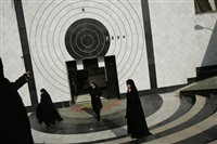académie de police pour femmes, téhéran, iran, novembre by alexandra boulat