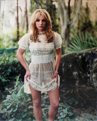 britney spears by mark seliger