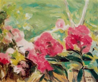 花卉 (bouquet) by liou ch'l-hsiang