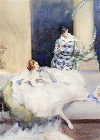 after the performance by walter ernest webster