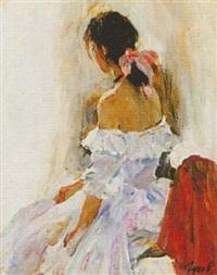 the pink ribbon by vladimir gusev