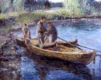 kalastajat by orvo raatikainen