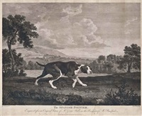the spanish pointer (after george stubbs) by william woollett