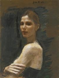 portrait by jan rauchwerger