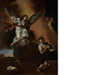 the annunciation by flaminio (dagli ancinelli) torri
